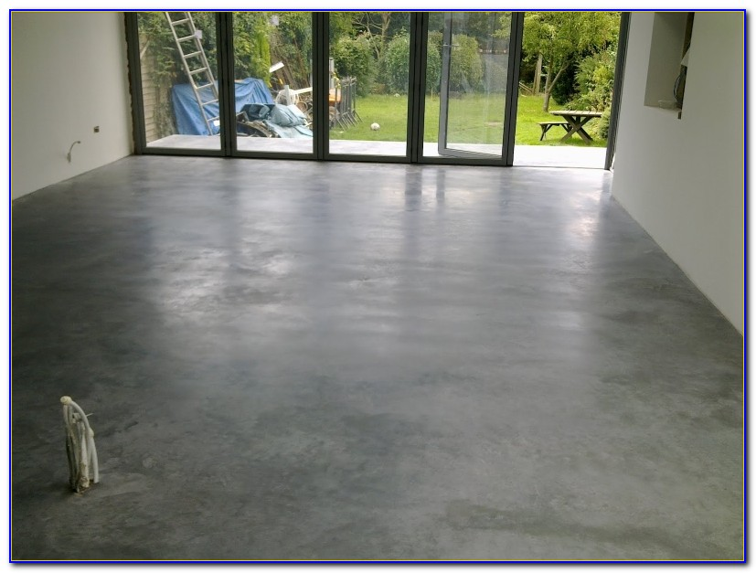 Floating Floor On Concrete Basement