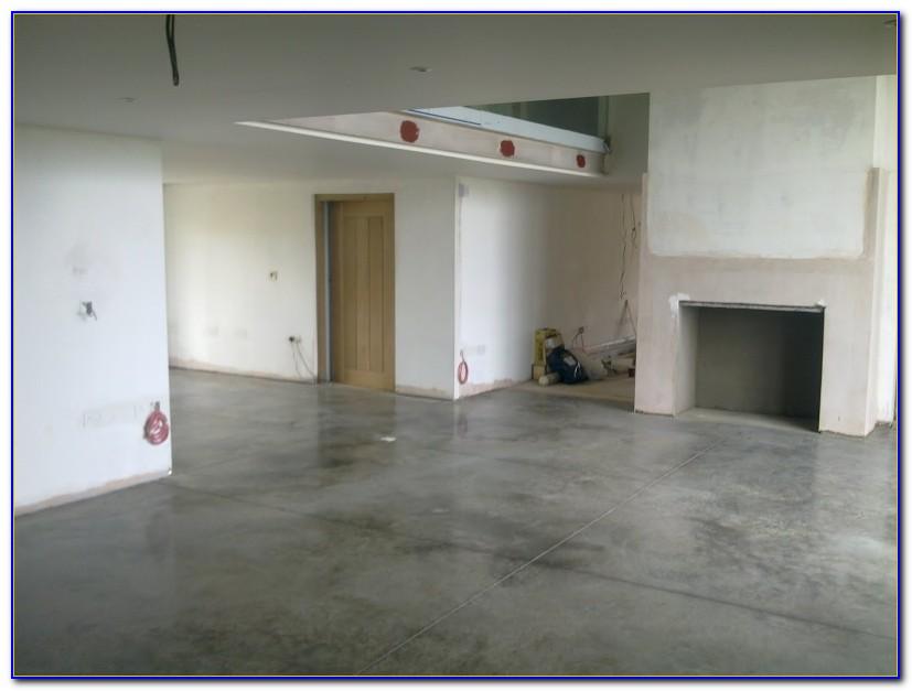 Floating Floor On Concrete Subfloor