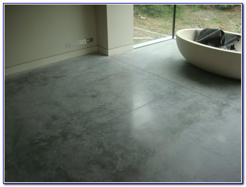 Floating Floorboards On Concrete