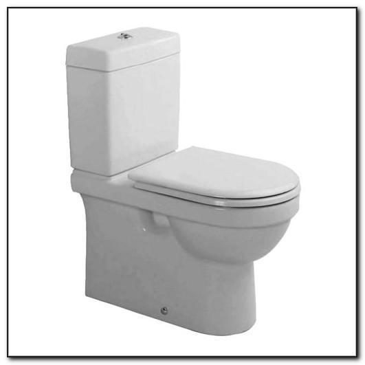Floor Mount Rear Discharge Toilet Installation