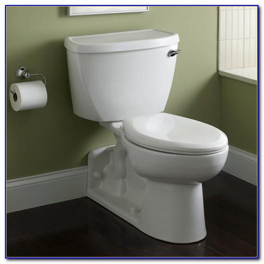 Floor Mount Rear Outlet Toilet