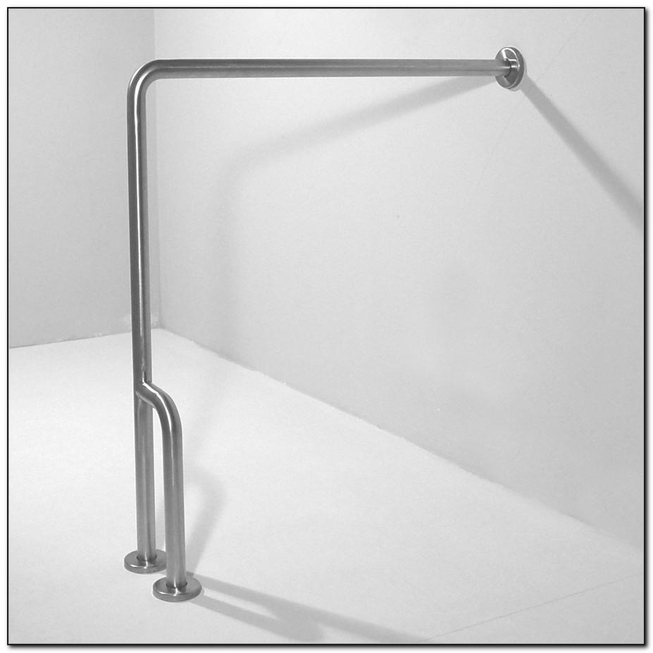 Floor Mounted Grab Bars Toilet