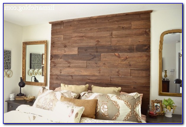 Floor To Ceiling Tufted Headboard
