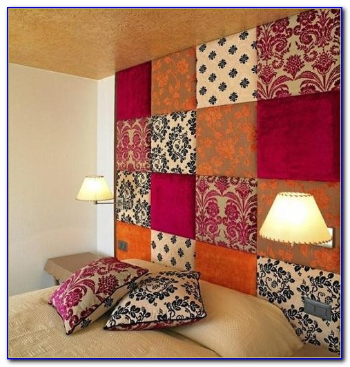 Floor To Ceiling Upholstered Headboards