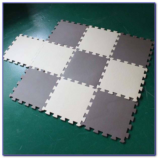 Foam Puzzle Floor Mat Recall