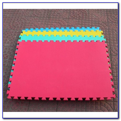 Foam Puzzle Floor Mat South Africa