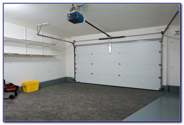 Garage Floor Containment Mats Calgary