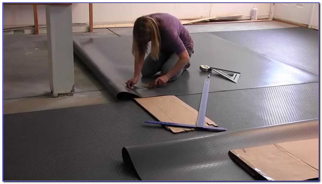 Garage Floor Containment Mats Edmonton