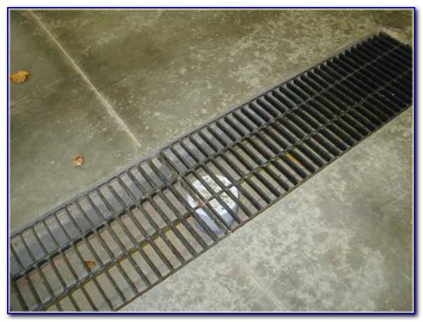 Garage Floor Drain Cover