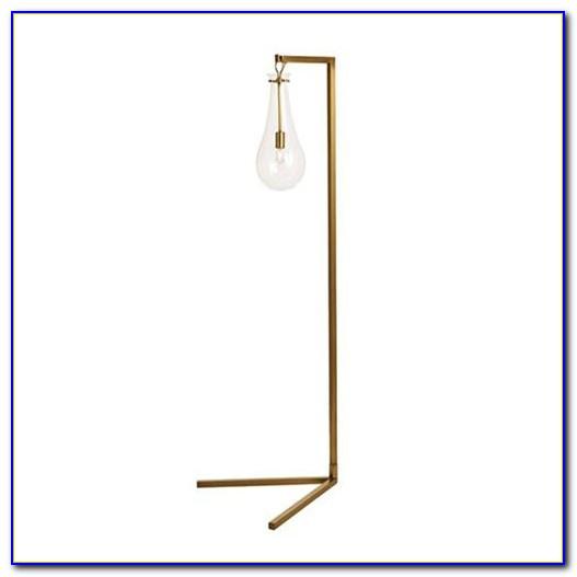 Giant Light Bulb Floor Lamp