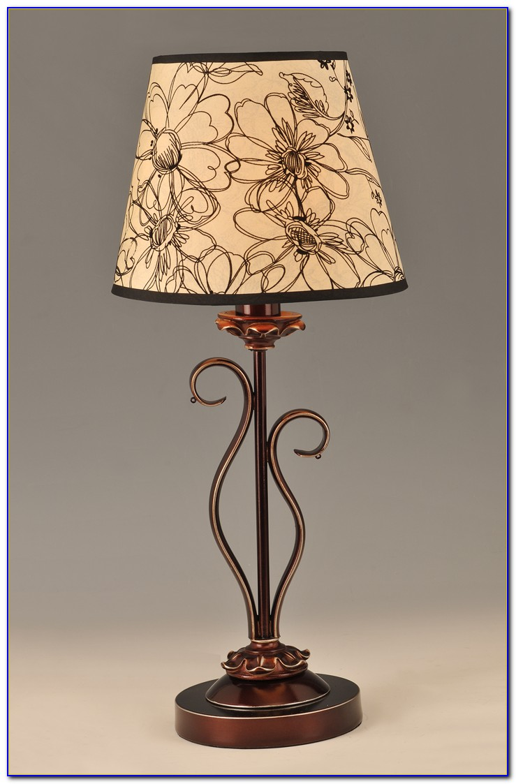 Glass Lampshade For Floor Lamp