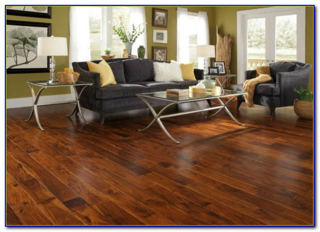 Golden Teak Engineered Wood Flooring