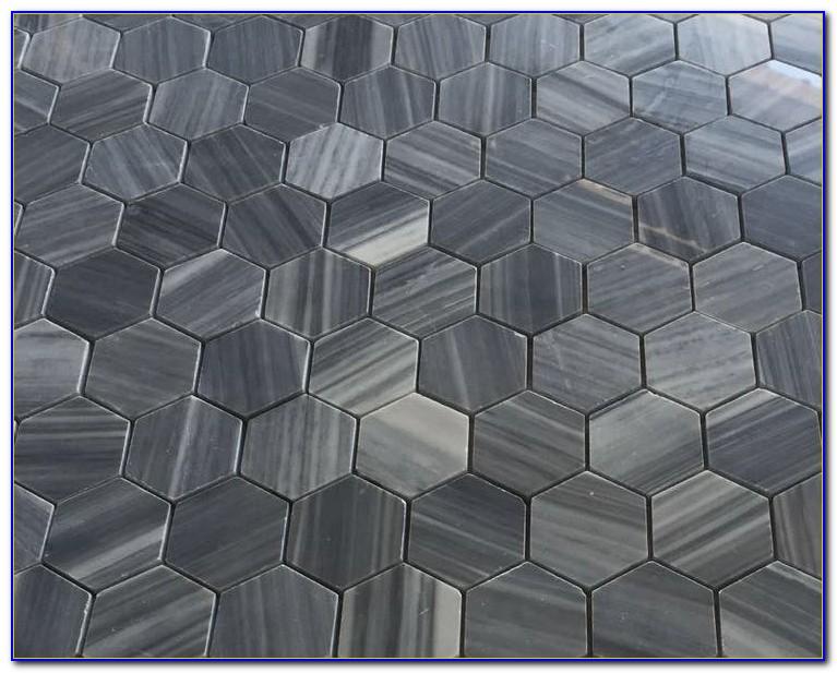 Grey Hexagon Floor Tiles Uk