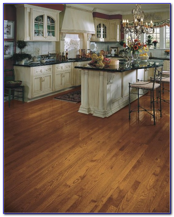 Gunstock Oak Engineered Hardwood Flooring