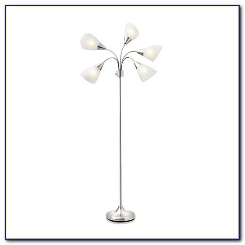 Halogen Light Bulb Floor Lamp