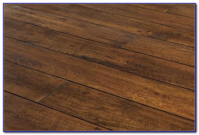 Handscraped Laminate Wood Flooring
