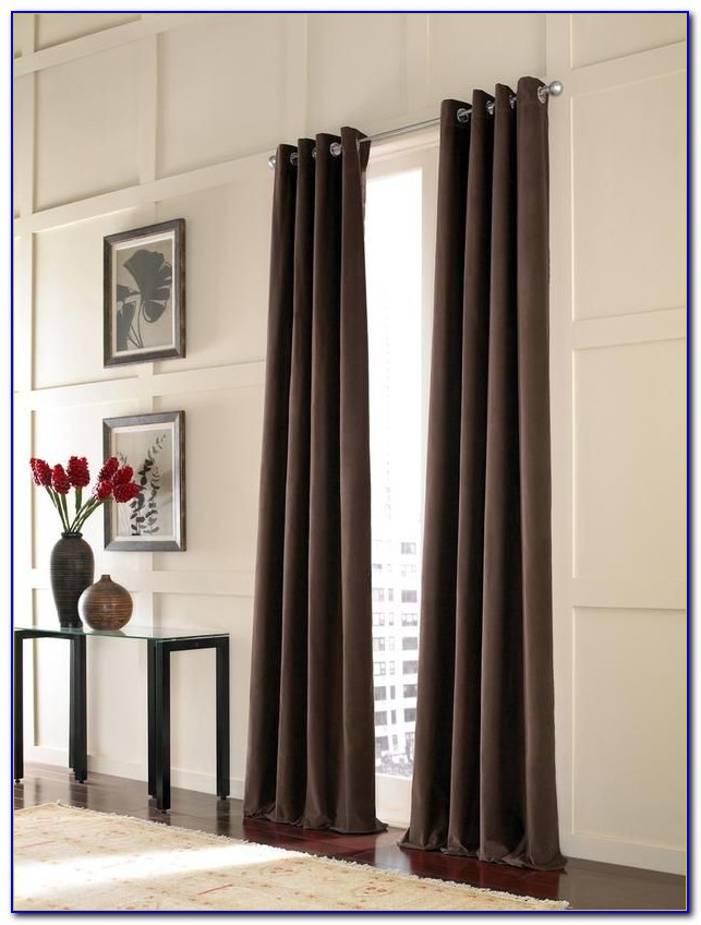Hanging Floor To Ceiling Drapes