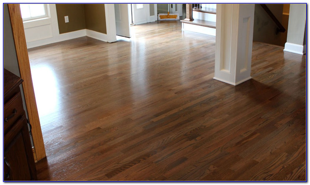 Hardwood Floor Refinishing Kansas City