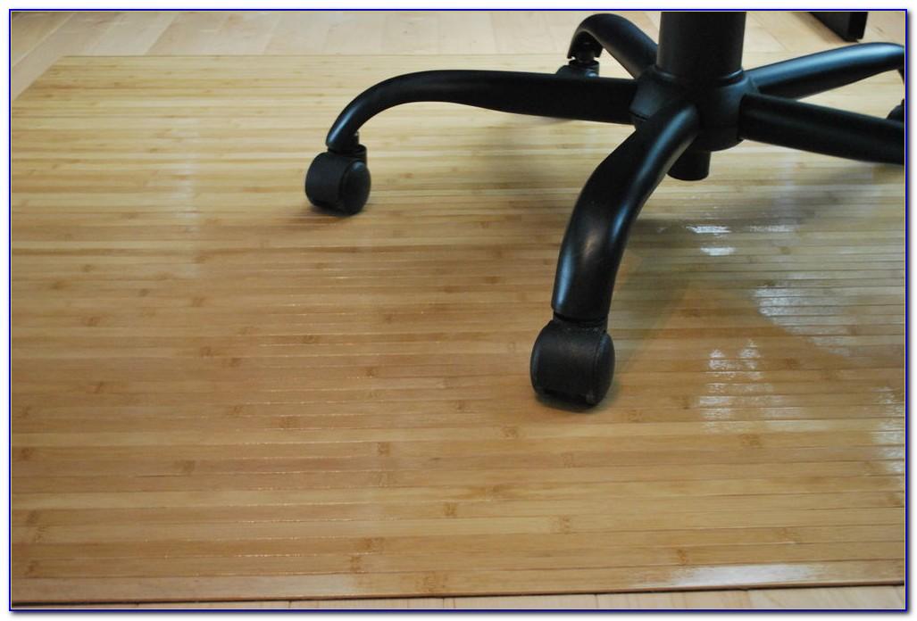 Hardwood Floor Rolling Chair Protector