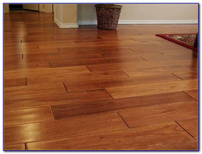 Hardwood Floor Water Damage Buckling