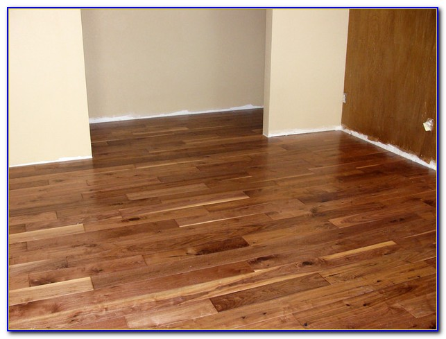 Hardwood Flooring On Concrete Basement