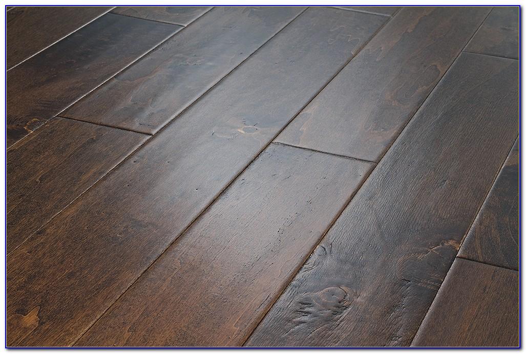 Hardwood Flooring On Heated Concrete
