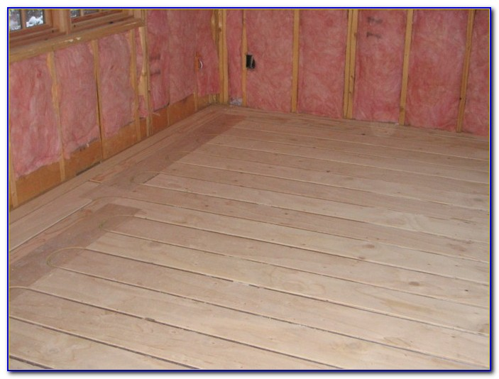 Hardwood Floors For Radiant Heat