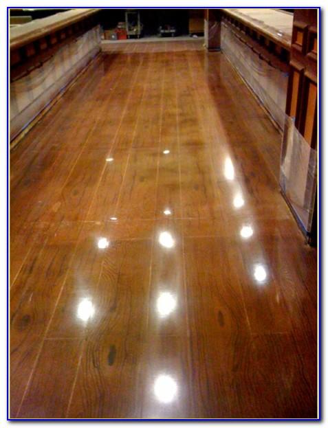 Hardwood Floors On Concrete In Florida