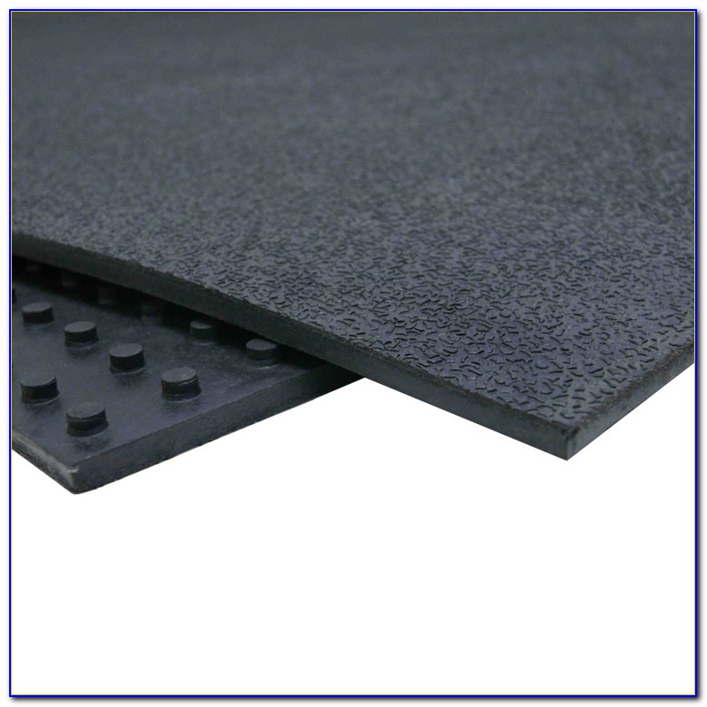 Heavy Duty Rubber Gym Floor Mats