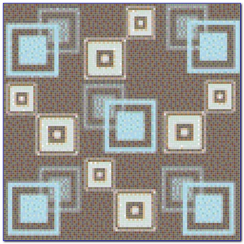 Hexagon Mosaic Floor Tile Patterns