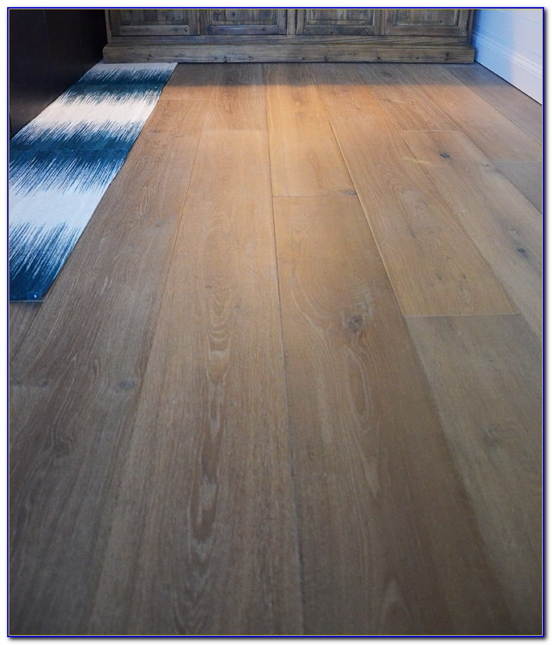 Hickory Engineered Wide Plank Flooring