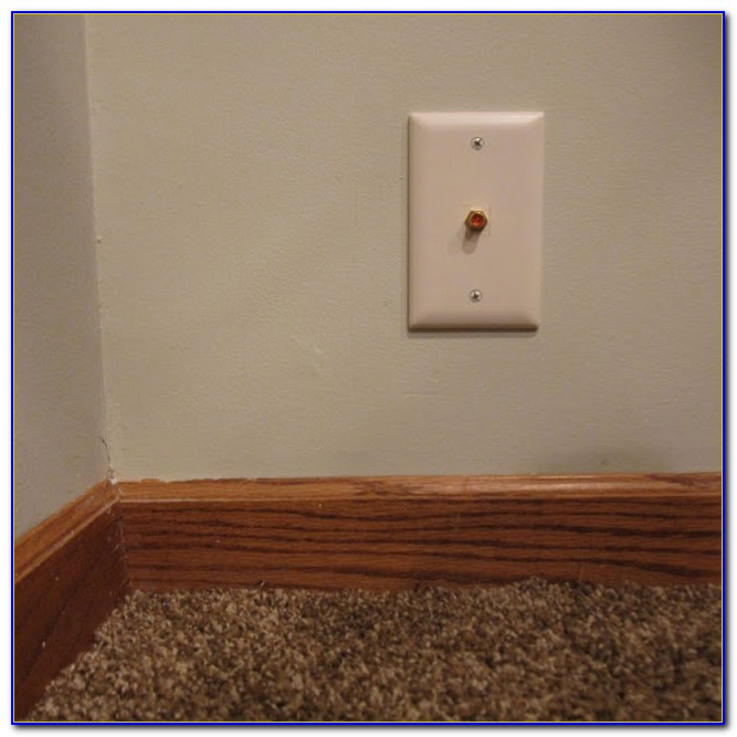 Hide Cable Wires On Floor