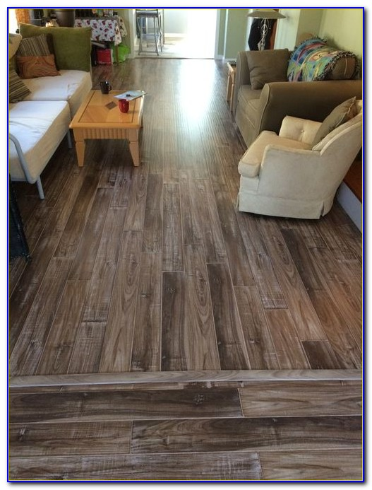 High End Laminate Wood Flooring