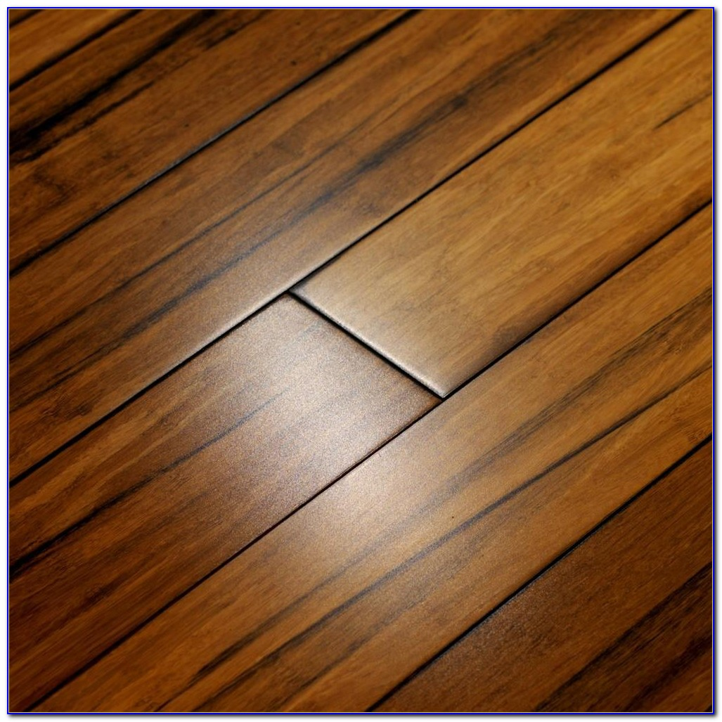 Home Legend Hand Scraped Strand Woven Antique Bamboo Flooring