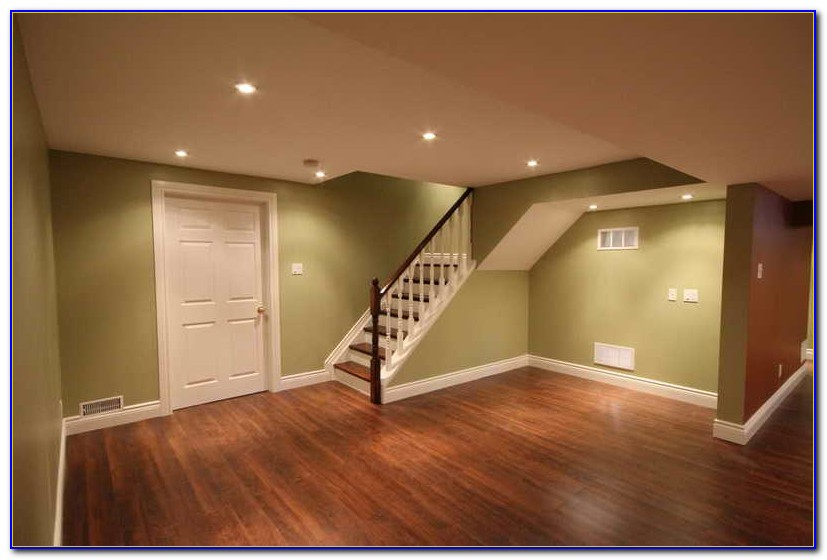 Ideas For Basement Floor Paint