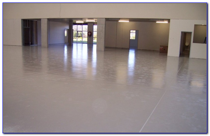 Industrial Concrete Floor Paint