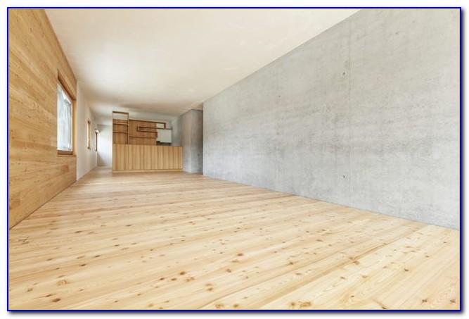 Installing Engineered Hardwood Flooring Over Concrete Slab