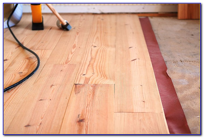 Installing Engineered Hardwood Floors Yourself