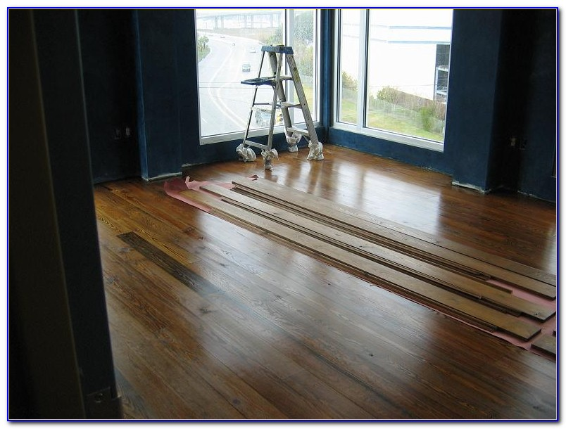 Installing Hardwood Floor Over Concrete Slab