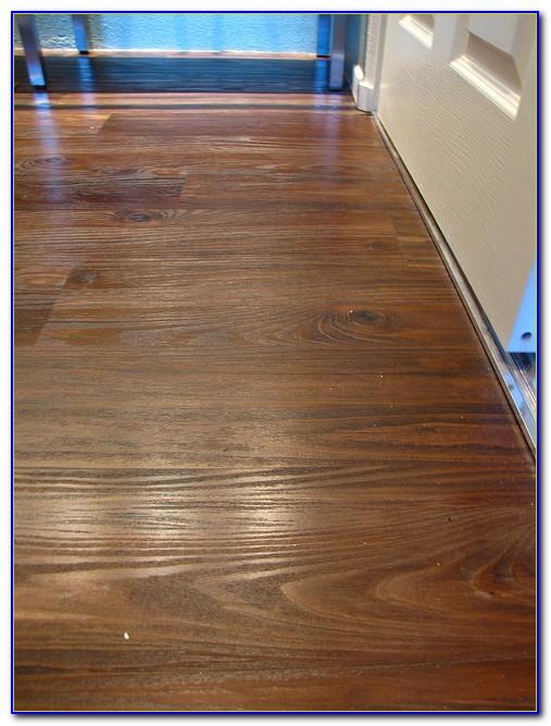 Installing Konecto Vinyl Plank Flooring