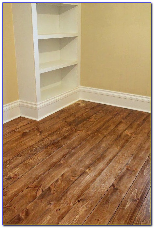 Installing Laminate Hardwood Floors Yourself