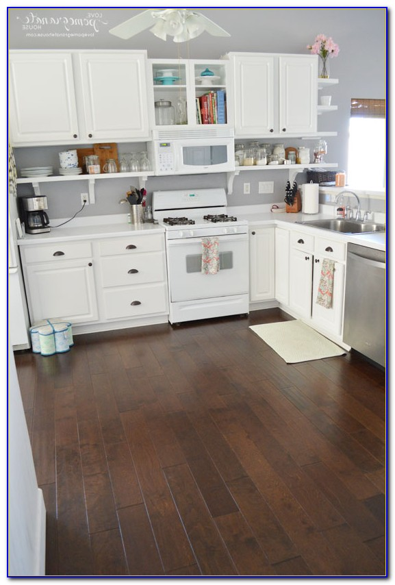 Installing Prefinished Hardwood Floors Yourself