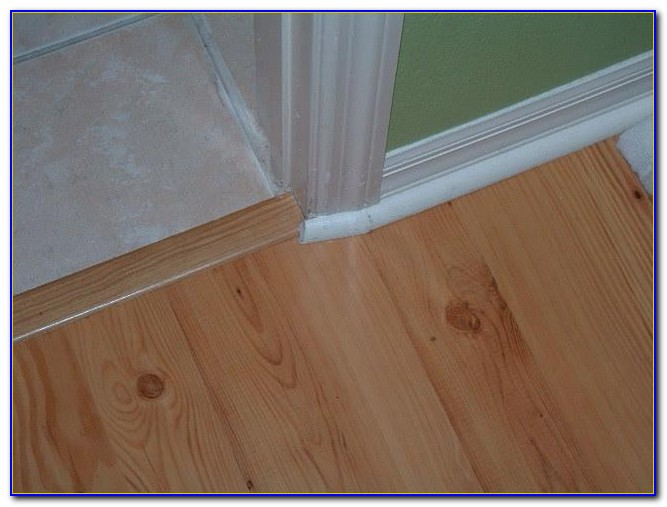 Installing Transition Strip Laminate Flooring To Carpet