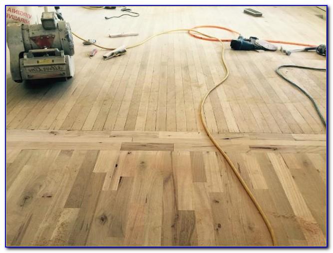 Installing Utility Grade Hardwood Flooring
