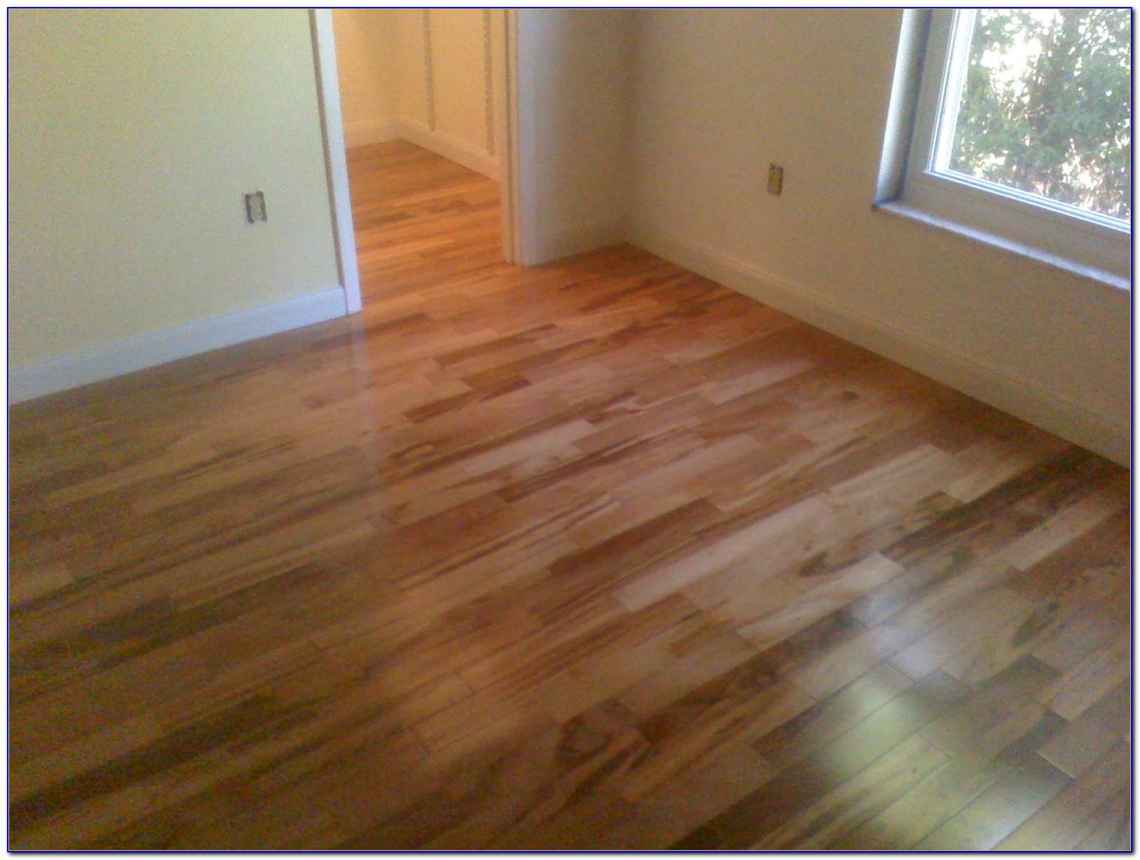 Installing Wood Laminate Flooring Youtube
