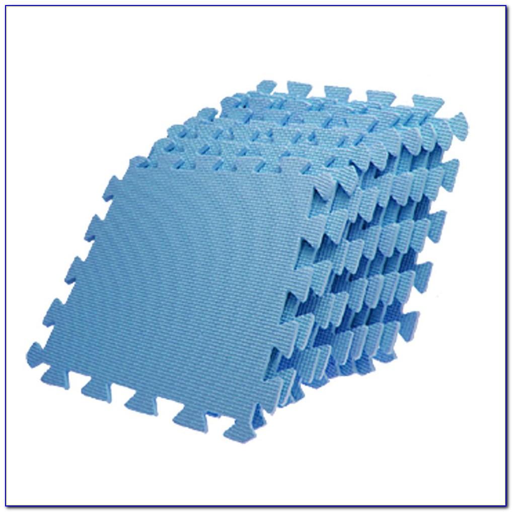 Kids' Foam Floor Puzzle Mat