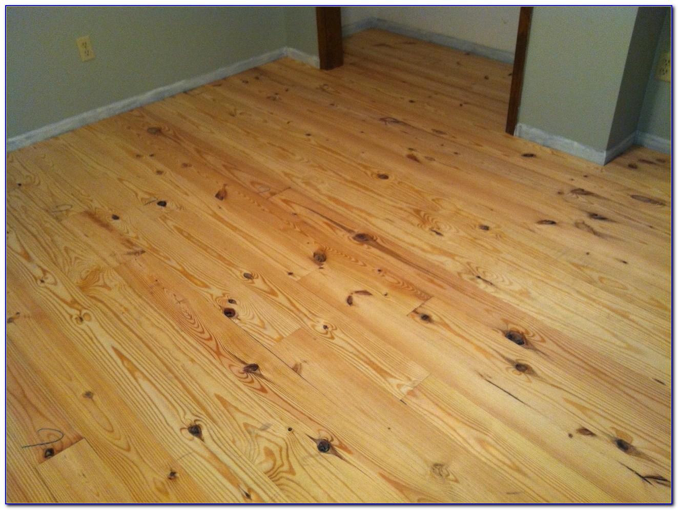 Knotty Pine Laminate Flooring