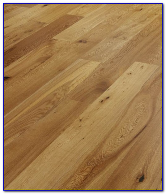 Lacquered Engineered Wood Flooring Care