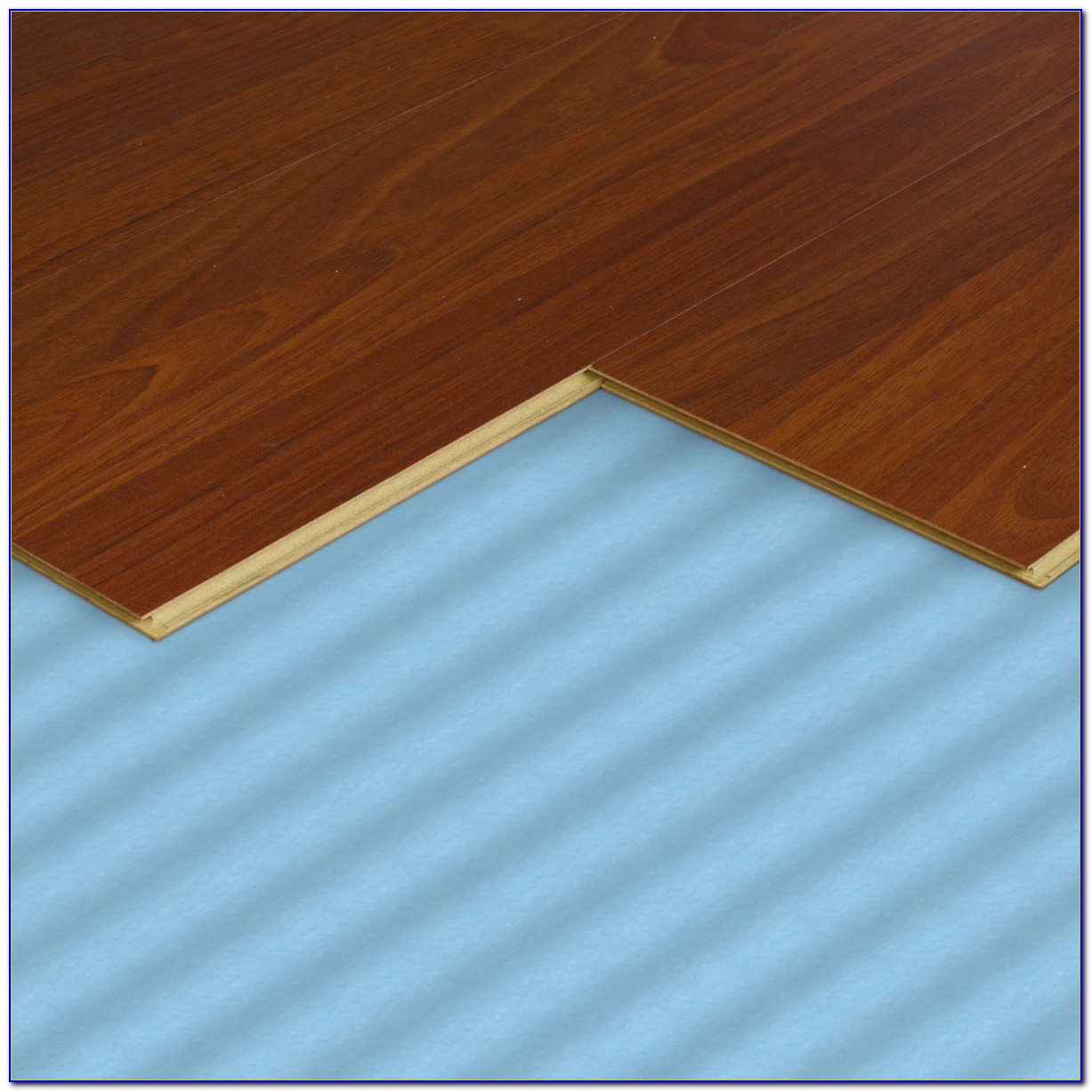 Laminate Floor Foam Underlayment