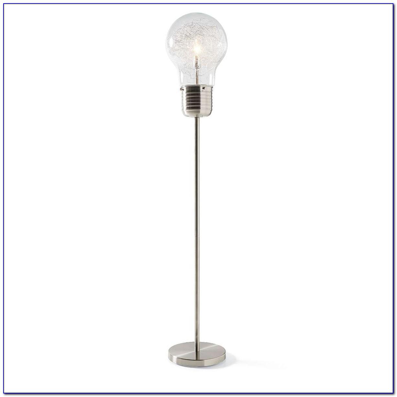 Light Bulb Floor Lamp